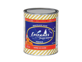 Glossy paint Epifanes