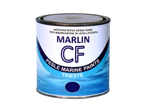 Marlin antifouling CF for light alloy