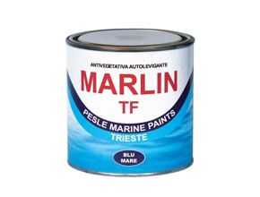 Marlin TF self-polishing antifouling