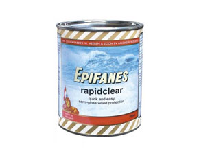 Paint Epifanes Rapid Clear